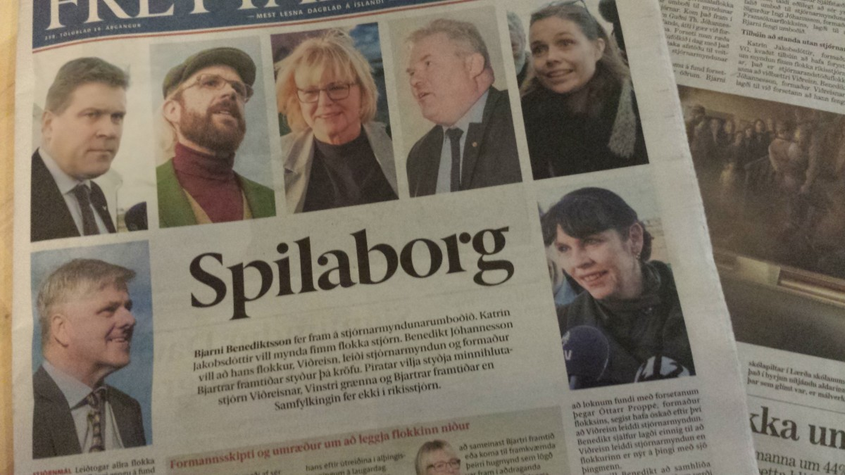 Iceland voted. The world watches – what's lost intranslations?